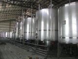Full automatic 1500L/H prolongar a vida de prateleira a linha de transformação do leite