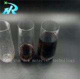 mehrfachverwendbares gekopiertes kleines Plastikchampagne-Glas des Polycarbonat-8oz