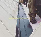 가득 차있는 단단한 물결 모양 강철 루핑 장이 입힌 색깔에 의하여 또는 직류 전기를 통했다