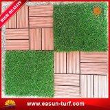 Blockierende synthetische Rasen-Garten-Fliese für Landschaft