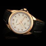 Reloj impermeable del diamante H325 de la dial de los hombres del reloj de lujo del asunto para los hombres