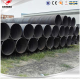 API 5L Broad Thick Wall Diameter Spiral Welded Steel Pipe