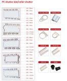 Automatische Kristallrollen-Blendenverschluss-Tür