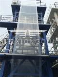 Máquina que sopla de la película del Ab de 3200m m para el material del PE