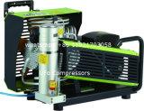 compresor de aire de respiración de la gasolina de 225bar 3.5cfm de la zambullida portable del equipo de submarinismo