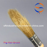 Pig Hair Paint Brushes for Boat Building