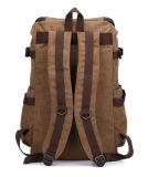 Backpack компьютера большой емкости мешка перемещения мешка Mountaineering двойной холстины тенденции способа людей мешка плеча напольный