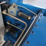 Máquina de dobra hidráulica Wc67y-125t/3200 do Nc