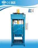 Machine de emballage hydraulique verticale diplôméee par ce de Ves30-6040/Lb pour le textile