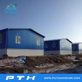 Casa do recipiente do baixo custo pré-fabricada para o campo de trabalho