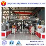 Pavimento del PVC Spc che fa la linea di produzione della macchina