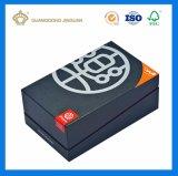Teléfono Móvil de venta caliente Caja de papel con el logotipo personalizado