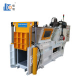 Recyling 금속 조각 자동 조작 수평한 수압기 기계