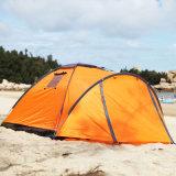 خارجيّ خيمة [4برسن] [هيغكينغ] جبل يخيّم خيمة خارجيّ مزدوجة صامد للمطر