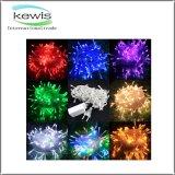 Gekleurd 800 LEIDEN van pvc 100m Licht voor de Decoratie van Kerstmis