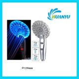 Testa di acquazzone del LED, acquazzone della mano, testa chiara