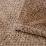 Роскошный флис Super Soft тепловой Merbau одеяло для дома постельные принадлежности