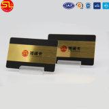 Zusammengesetzte transparente Chipkarte mit magnetischem Streifen