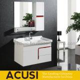 Тщеты ванной комнаты оборудования дома лака самомоднейшей мебели деревянные (ACS1-L51)