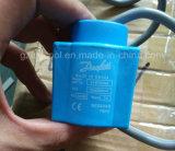 Bobine de vanne électromagnétique à C.A. 220/230V 50/60Hz Danfoss 10W avec le câble 018f6282