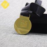 La maratona corrente dell'oro di alta qualità assegna gli sport su ordinazione della medaglia