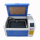 machine de gravure de laser du CO2 100W pour le gabarit en bois