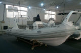 Liya 5.2m steifes Fiberglas-Geschwindigkeits-Boots-steifes aufblasbares Passagier-Boot