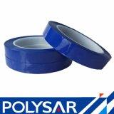 Cinta azul de la película adhesiva (cinta de mylar del aislante)