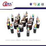 кабель 0.6/1kv --3.6/6kv медные сердечники XLPE проводника 3 изолировали силовой кабель обшитый PVC Cu/XLPE/Swa/PVC Swa