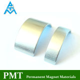 N48m NdFeB Magnet mit Neodym und Praseodymium-magnetischem Material