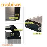 バイクのための充電器が付いている48V 15ahラックタイプ電池