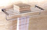 Het muur Opgezette Rek van de Badkamers van het Messing
