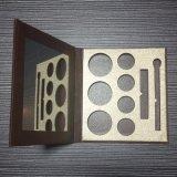 L'impression Papier coloré Emballage cosmétiques boîte cadeau avec miroir
