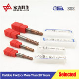 ISO-Hartmetall-flaches Enden-Tausendstel für das Form-Stahlprägen
