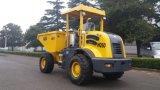 Marca Haiqin 5.0 ton Dumper Truck (HQ50) con 2,8 M3 de la cuchara