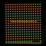 Doble exterior Multi-Color LED Board P20