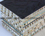 Léger en aluminium avec noyau Honeycomb Formica planchers