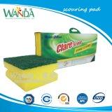 台所使用のスポンジの磨くパッドのための力のクリーニングのスポンジのパッド