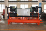 800kw R407c Eis-Eisbahn Bitzer Kompressor-wassergekühlter Schrauben-Kühler