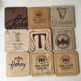 Creative Kraft Vintage Wood Cup Chechmate/Coaster, Table Chechmate