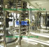 Используемая выгонка масла рециркулируя оборудование рафинировки регенерации масла машины