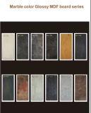 El alto lustre 2017 de China Foshan Zh muchos colorea tarjetas de la cocina del MDF