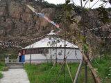 De goedkope Tent van Yurt van het Aluminium van de Prijs Mongoolse