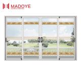 De estilo chino de alta calidad de puerta corrediza de vidrio templado