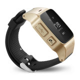 Gps-intelligente Uhr für ältere Personen