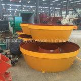 適正価格の高性能ぬれた鍋の製造所、販売のための省エネの金の粉砕の製造所