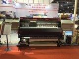 4 chef Xaar1201 grand format de la tête de l'imprimante à sublimation thermique à haute vitesse