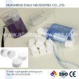 Одноразовые используйте сжатый полотенце монета дозирования ткани