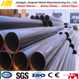 Condutture saldate rotonde del tubo d'acciaio di produzione S235/S275jr del tubo d'acciaio