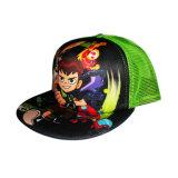 녹색 트럭 운전사 모자 (JRT103)를 인쇄하는 아이 귀여운 판지